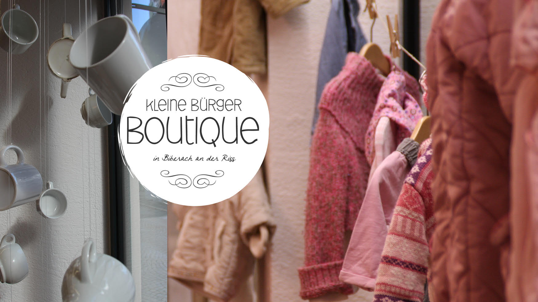 KINDER-SECONDHAND-BOUTIQUE MIT CAFEFLAIR